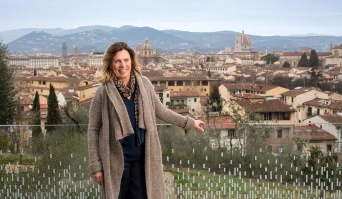 Elena Matteini - Owner of The Villa Italy