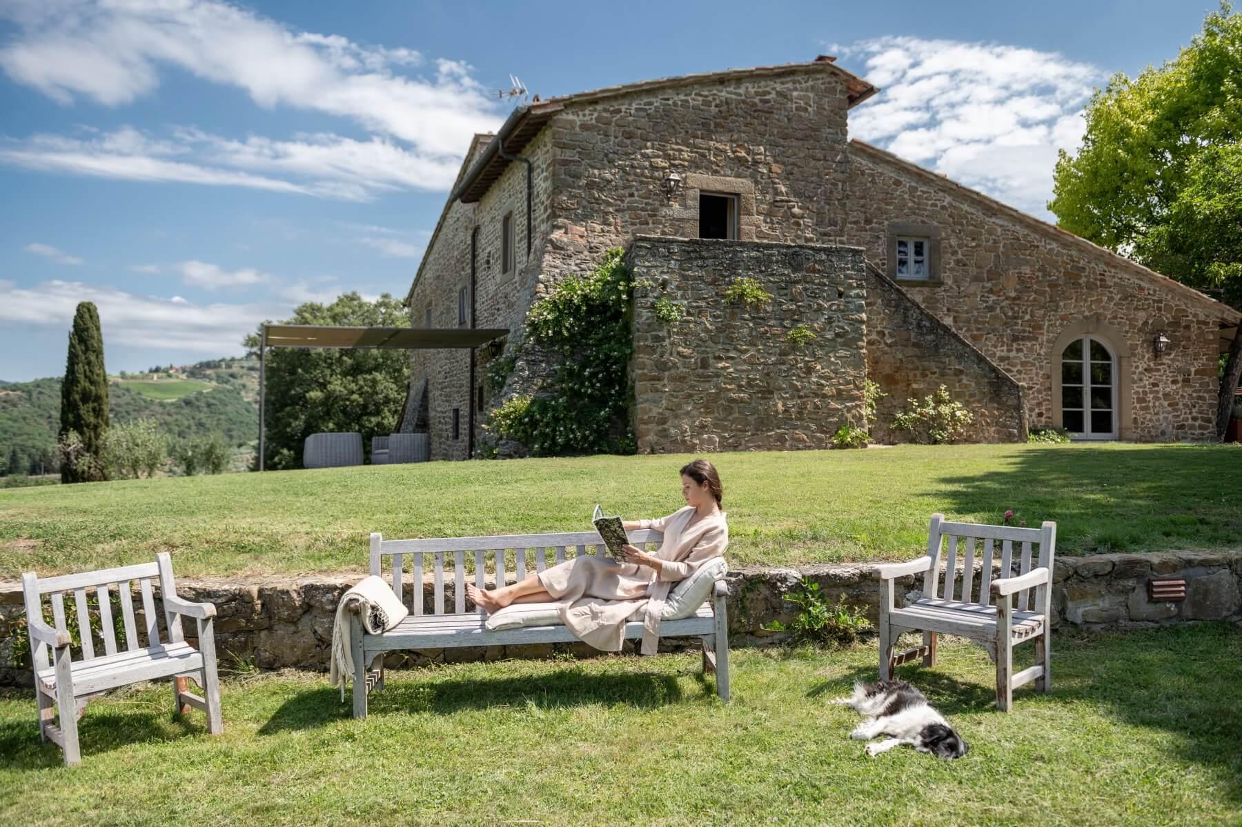 Villa Prenzano, Chianti, Tuscany - Paola Gheis Vacation Rental Consulting